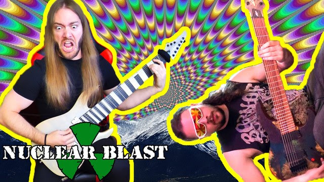 RINGS OF SATURN Release Guitar Playthrough For Second Single, 'Mental Prolapse'
