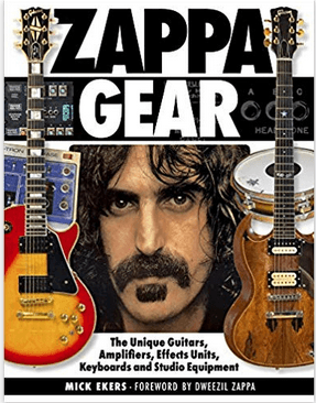 Two Frank Zappa Books Set To Release This Fall
