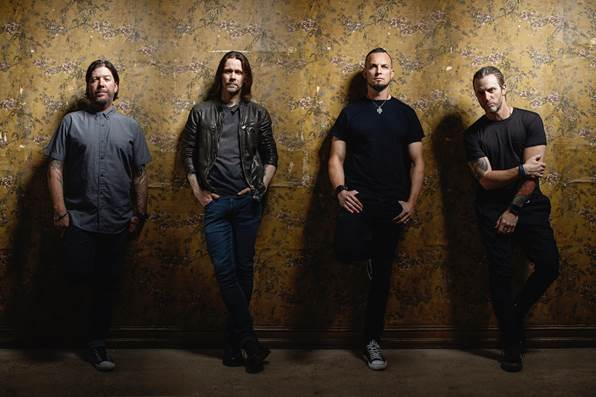 "Alter Bridge Release Fifth Track Off Upcoming Album ""Walk The Sky"""