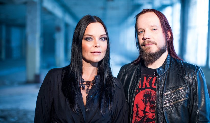 Anette Olzon Discusses The New Dark Element Album And Nightwish
