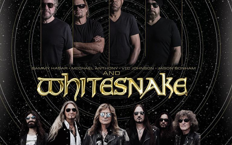 Sammy Hagar & The Circle Announces U.S. Tour With Whitesnake & Night Ranger