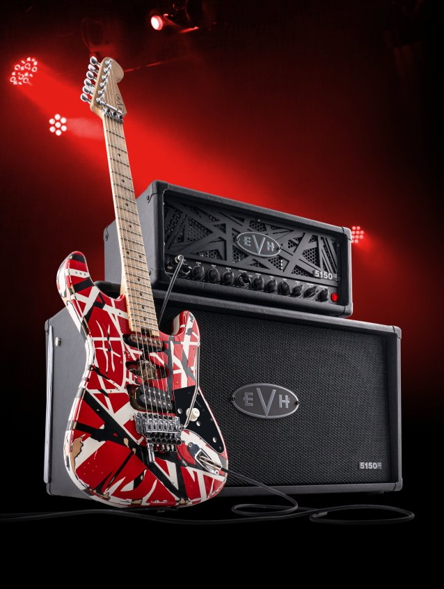 "Eddie Van Halen's Iconic ""Frankenstein"" Guitar Arrives With An Affordable Price"