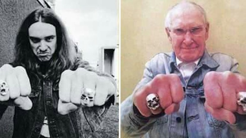 Ray Burton, Father of Late Metallica Bassist Cliff, Passes Away At 94