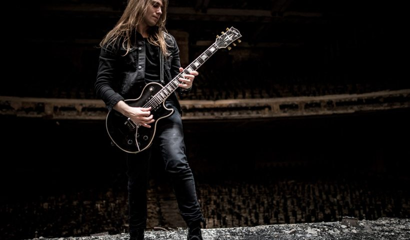 "Guitarist Sammy Boller To Release ""Kingdom Of The Sun"" On March 20Th"