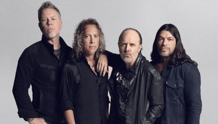 Metallica No Longer Headlining Sonic Temple + Louder Than Life Festivals, James Hetfield Releases Statement