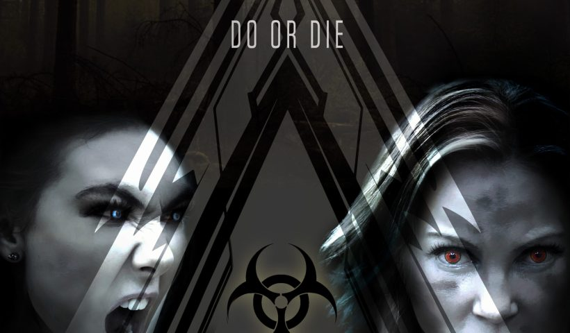"""Amaranthe Release Video Featuring Arch Enemy's Angela Gassow """"Do Or Die"""""""