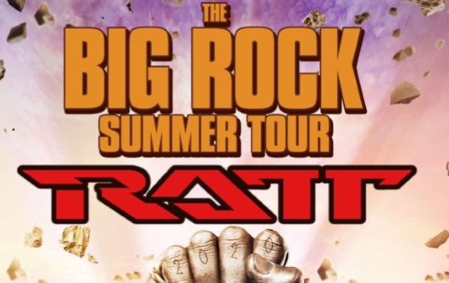 Ratt, Tom Keifer, Skid Row & Slaughter Join Forces For 'The Big Rock Summer Tour'