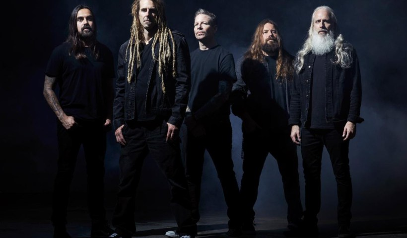 "Lamb Of God Unveils Guitar Playthrough for ""Checkmate"" Single"