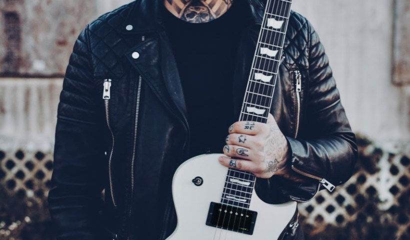 """Guitarist Bobby Keller Reveals First Solo Single and Video """"Reign In Fire"""""""
