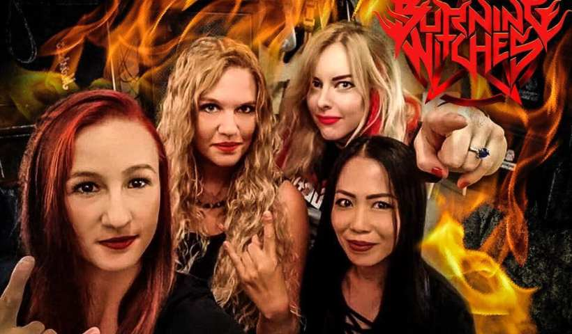 Burning Witches Announce Guitarist Sonia Anubis Has Left The Band