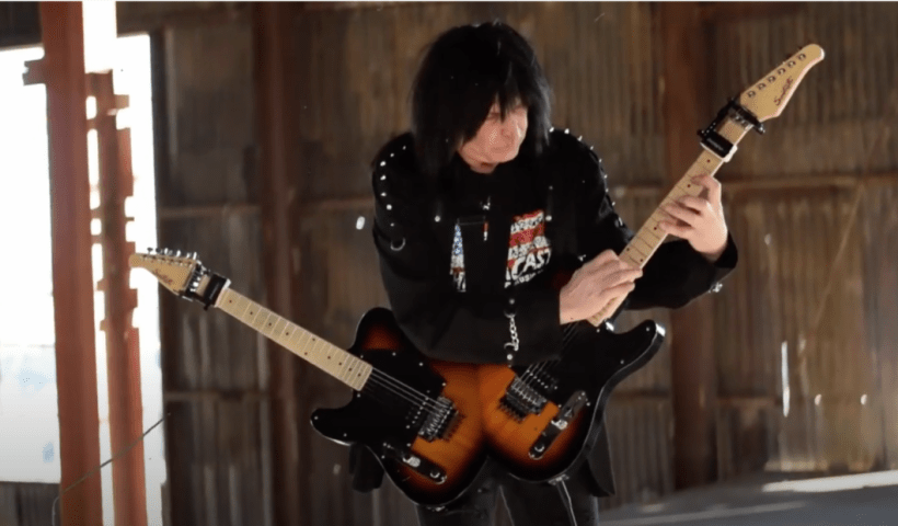 "Michael Angelo Batio Releases New Video For ""More Machine Than Man"""