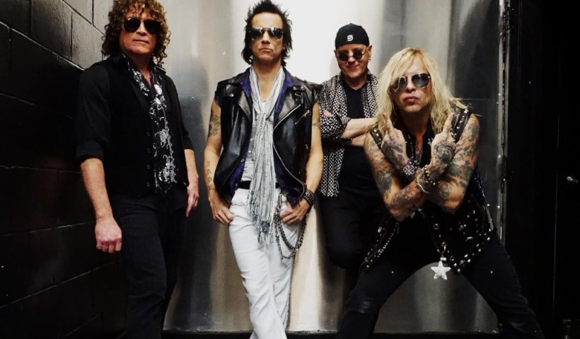 "Tokyo Motor Fist Featuring Guitarist Steve Brown Announce New Album ""Lions"""