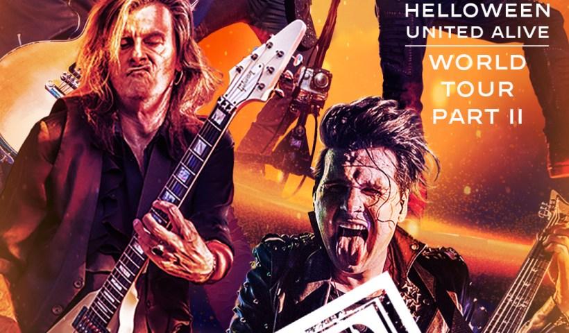 Helloween Reschedules  European Tour For 2021