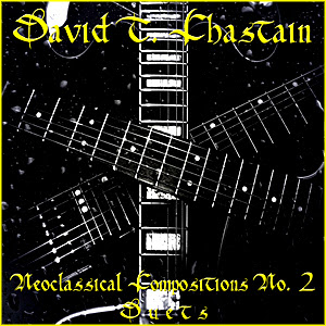 "David T. Chastain Releases ""Neoclassical Compositions No. 2: Duets"""