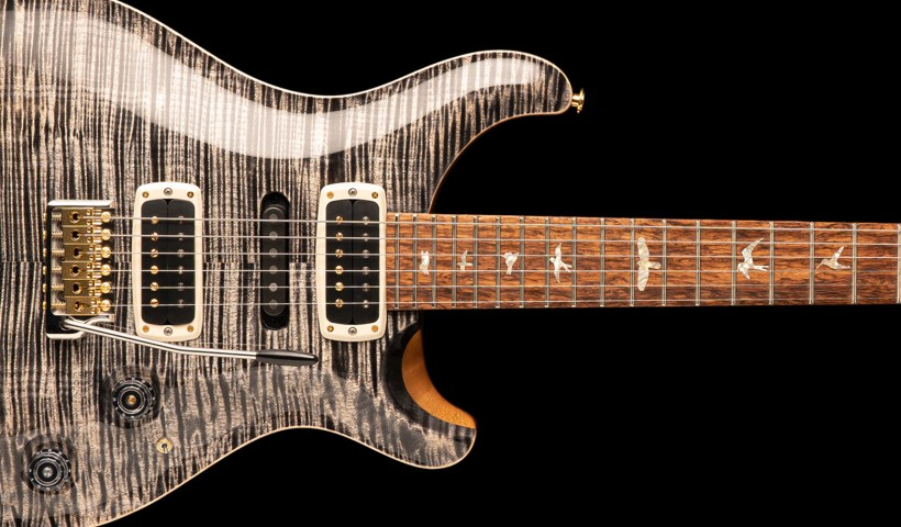 PRS Announces Experience PRS 2020 Modern Eagle V Limited Edition