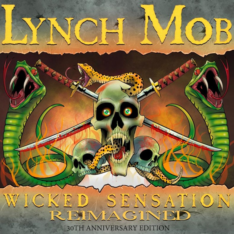 "Lynch Mob Release New Single ""Wicked Sensation (Reimagined)"""