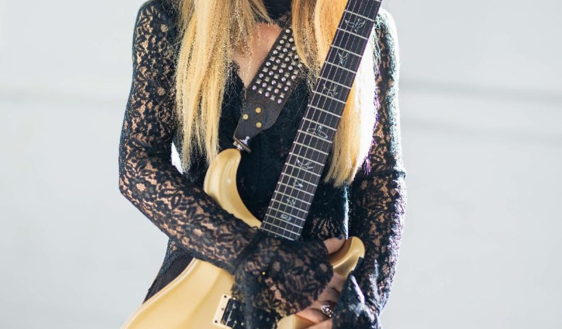 Orianthi Signs With Frontiers Records; New Single & Album Due In Fall