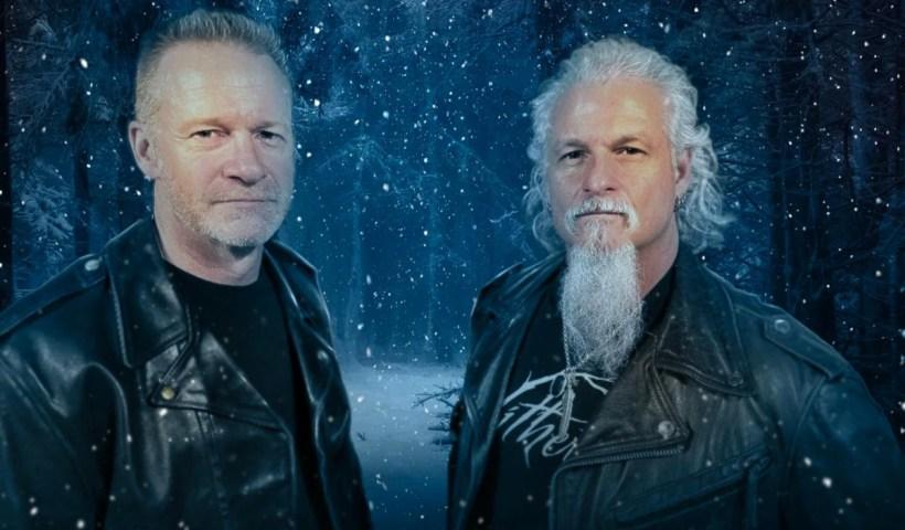 Iced Earth's Jon Schaffer & Former Vocalist Matt Barlow Reunite For The Schaffer/Barlow Project