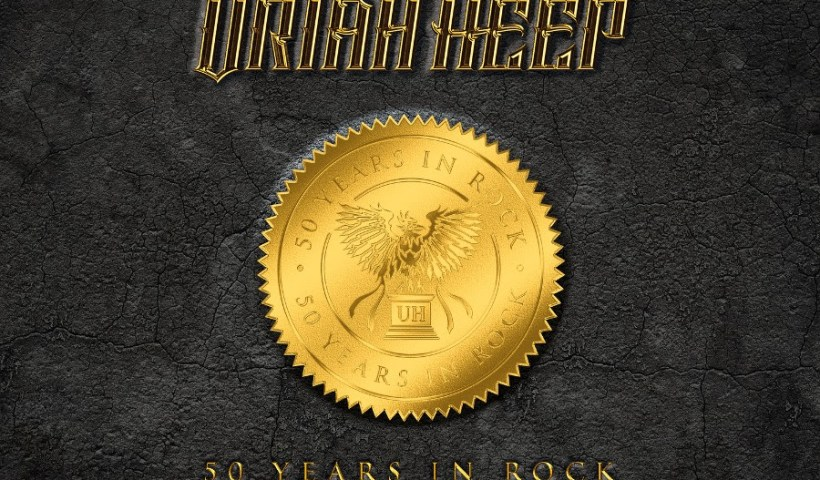Uriah Heep's Fifty Years In Rock To Be Released on 10/30