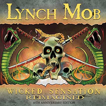 "Lynch Mob's ""Wicked Sensation Re-Imagined"" Should've Stayed Un-Imagined"