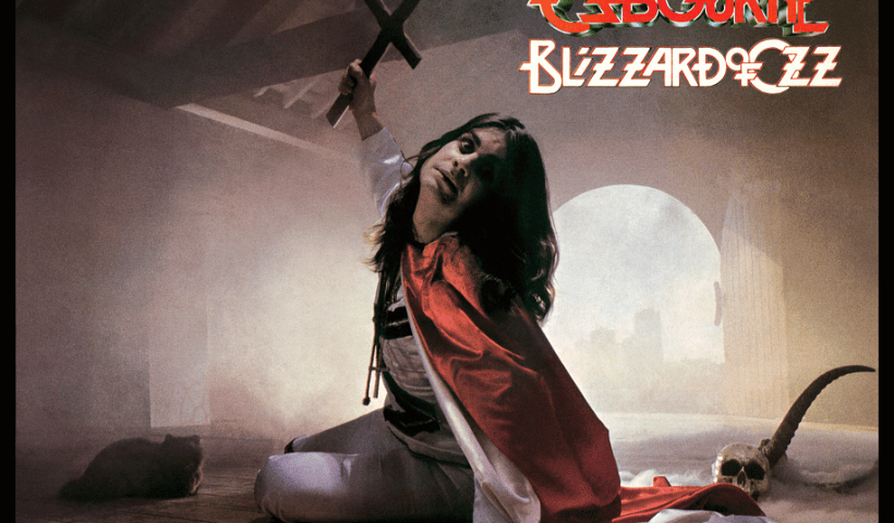 40th Anniversary Expanded Digital Edition Of Ozzy Osbourne's Landmark Debut Album 'Blizzard Of Ozz' Due Out This Friday