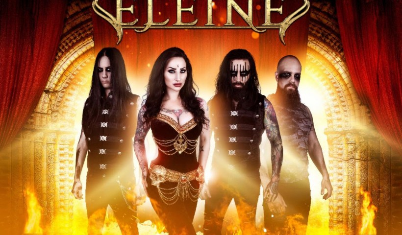 "ELEINE Release New Single ""Ava of Death"""