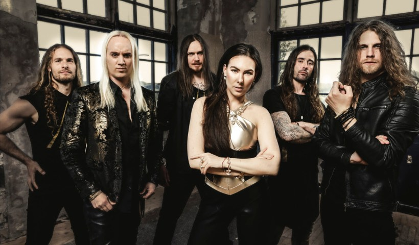 """AMARANTHE Release Music Video For """"Fearless"""" + Manifest Out Now!"""