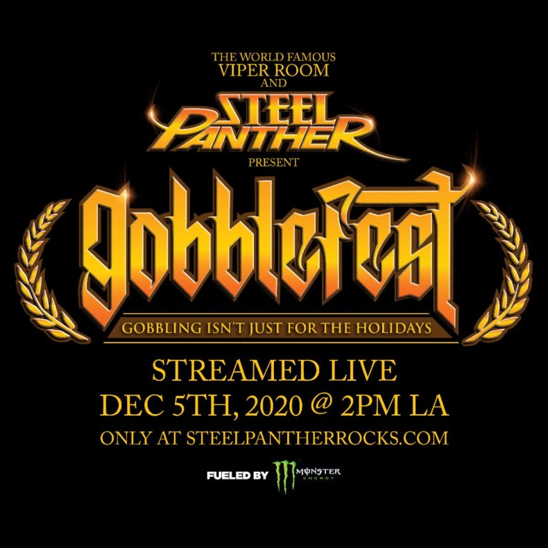 Steel Panther Announce Two Livestream Events