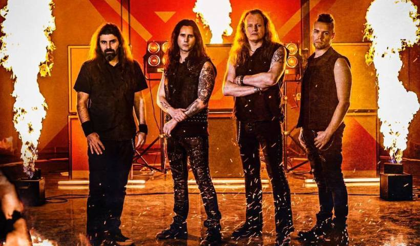 All That Shreds Magazine's Album Of The Year 2020: Firewind's Self Titled