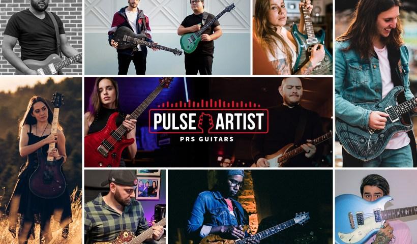 PRS Guitars Announces Official 2021 PRS Pulse Artist Roster