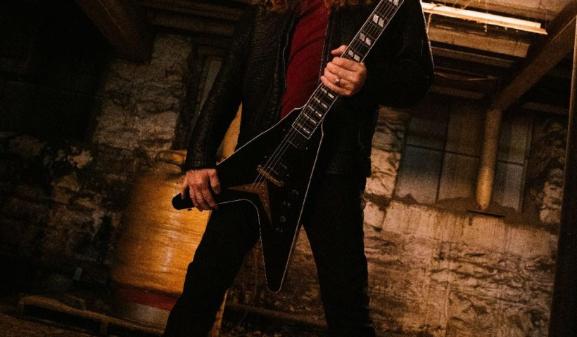 Gibson Announces New Partnership with Dave Mustaine From Megadeth