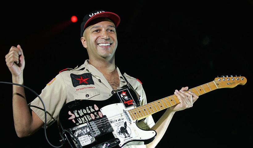 Tom Morello Wants Help Evacuating Female Guitar Students From Afghanistan