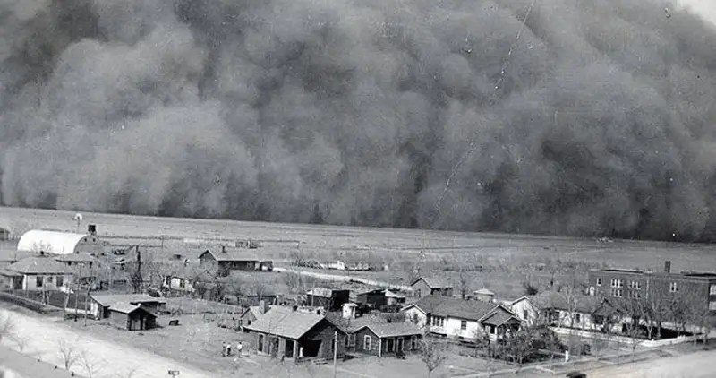 Image result for depression dust bowl