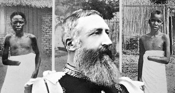 Image result for king leopold belgium atrocities in congo