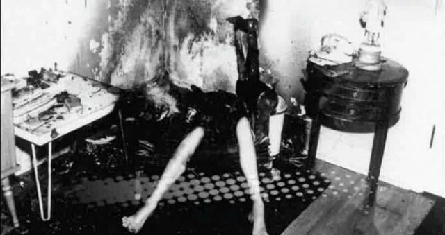 Hasil gambar untuk Spontaneous Human Combustion