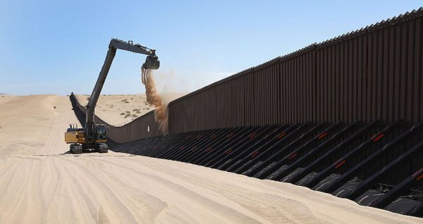 """Not A Penny For Construction Of Trump's """"Border Wall"""" In ..."""