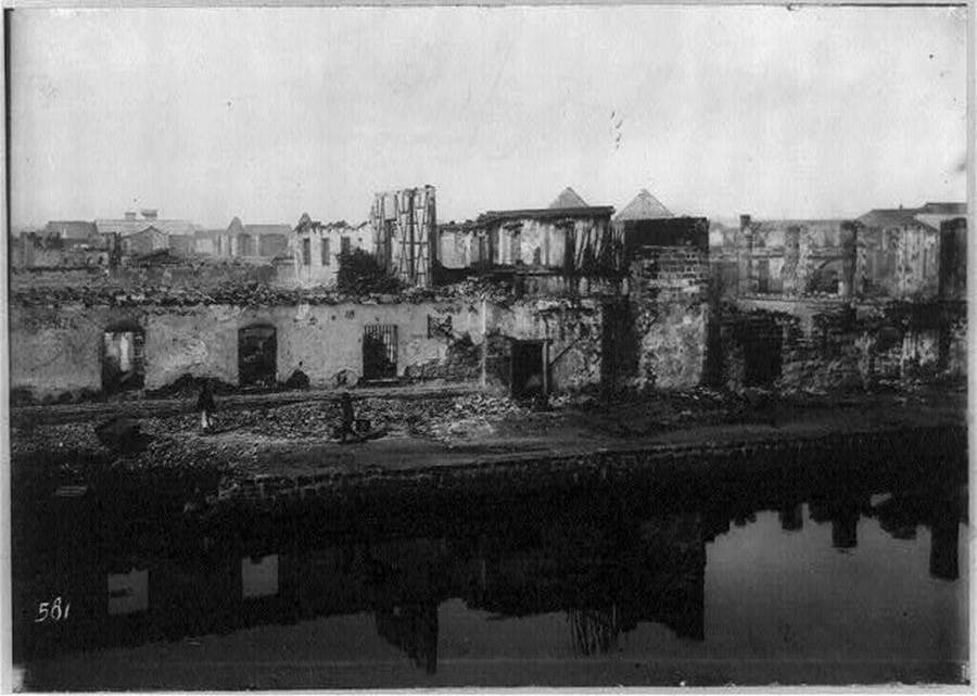 Manila In Ruins