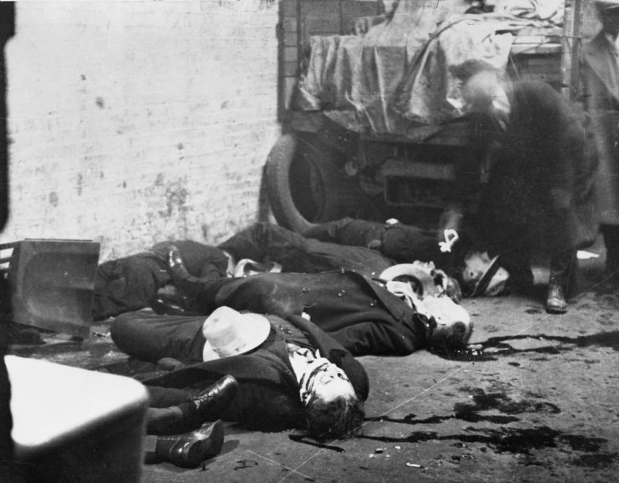 Mob Hits 21 Photos Of The Most Infamous And Brutal Slayings