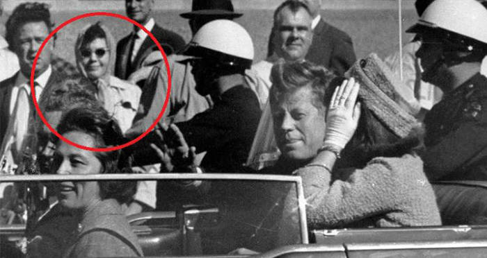 Did The Babushka Lady Really Film The Assassination Of JFK?