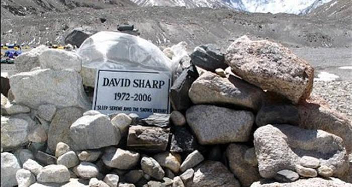 Mount Everest David Sharp Body