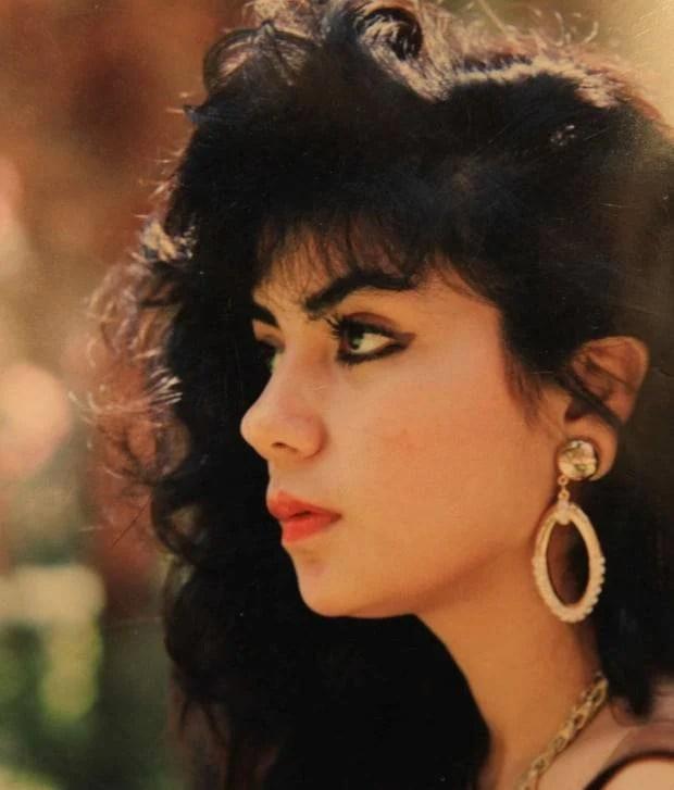 Young Sandra Ávila Beltrán