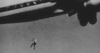 This Boy Fell Out Of A Plane In 1970 — And A Photographer Accidentally Captured It