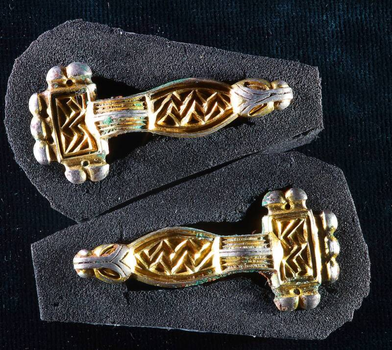 Detailed Ancient Clasps
