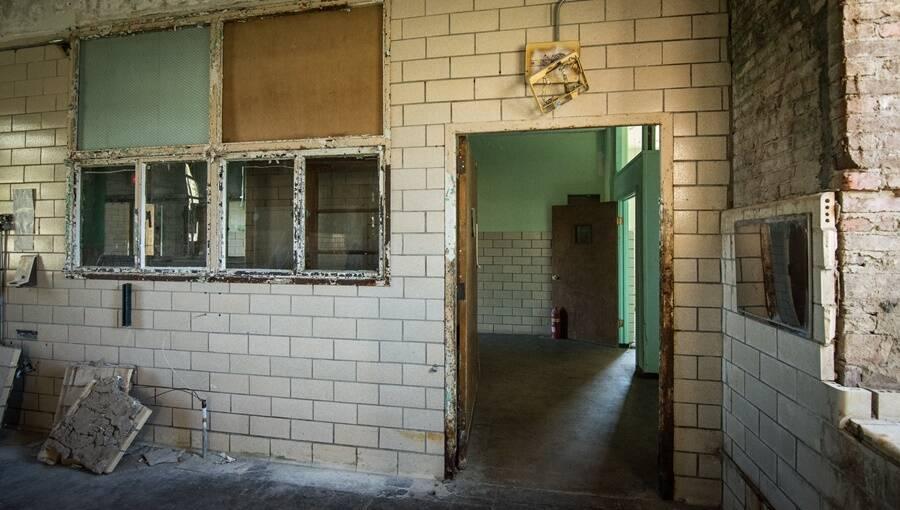 Inside Trans Allegheny Lunatic Asylum