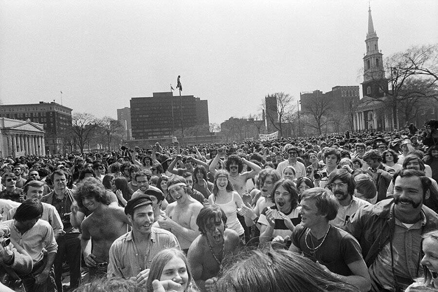Protests For Bobby Seale
