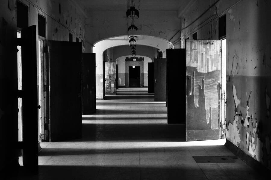 Trans Allegheny Lunatic Asylum Hallway