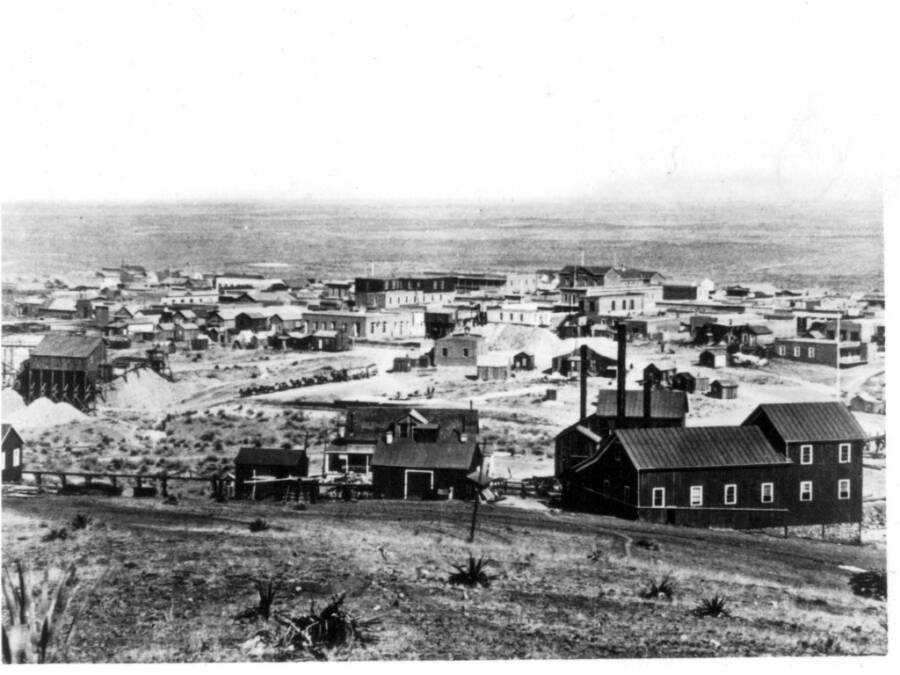 Tombstone In 1881