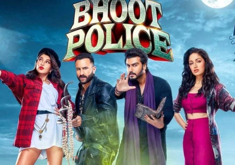 bhooth police reivew