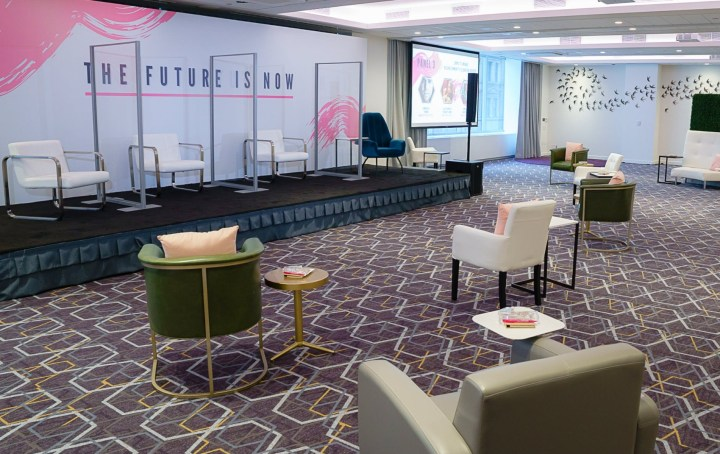 The Future is Now, CORT Event Furnishings, COVID Safety at Events