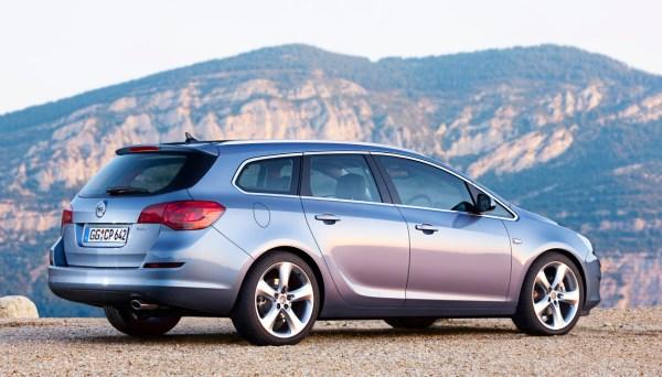 Opel apresenta Astra Sports Tourer, sucessora da Astra ...